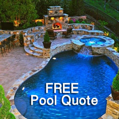 Paradise Poool and Spa Free Pool Quote