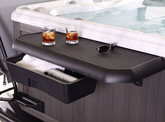 Paradise Pool and Spa Hot Tub Smart Drawer