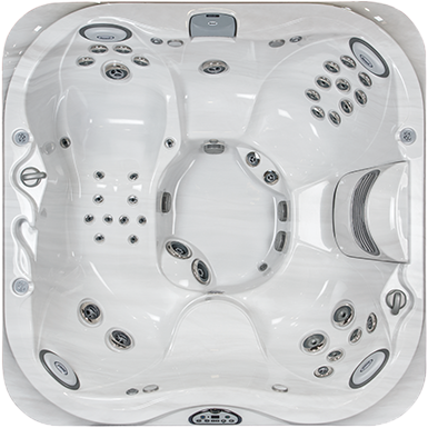 Paradise Pool and Spa Hot Tub J335 Collection