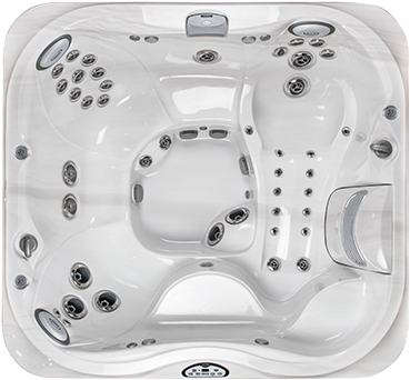 Paradise Pool and Spa Hot Tub J355 Collection