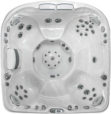 Paradise Pool and Spa Hot Tub J470 Collection