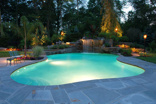 Paradise pool and Spa Swimming pools